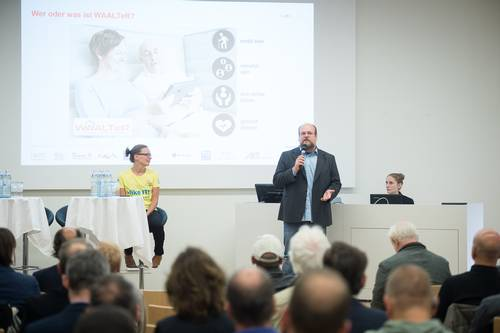 Das war WAALTeR bei den Digital Days 2017